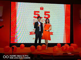 shopee announces anne curtis as first celebrity brand ambassador and