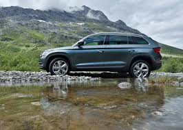 skoda kodiaq interior 2017 skoda kodiaq suv review price interior dimensions new suv