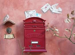 free images wood red color paint furniture pink mailbox