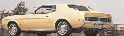 72 mustang coupe history of the ford mustang