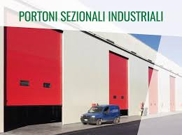 portoni sezionali industriali breda sistemi industriali porte da garage residenziali portoni