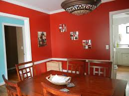 dining room wall color ideas dining room classy dining room design with orange wall color and
