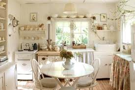 shabby chic kitchens ideas shabby chic kitchen decorating ideas cabinets paint design