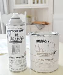 can i use chalk paint to paint my kitchen cabinets rust oleum chalky spray paint vs regular chalk paint