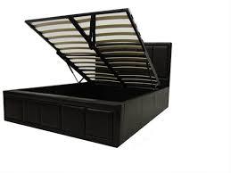 paris gas lift ottoman storage bed