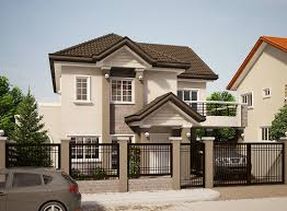 2 story home designs gorgeous house with balcony home design