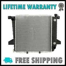 1997 ford ranger radiator 1726 radiator for ford ranger 1995 1996 1997 2 3 l4 lifetime