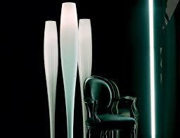 Contemporary Floor Lamps Nella Vetrina Stand Up Te 5041 Contemporary Murano Floor Lamp In White