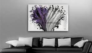 home design ideas nandita amazing design ideas purple and gray wall art together with bedroom
