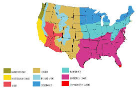 us climate map usa climate map inca to inuit