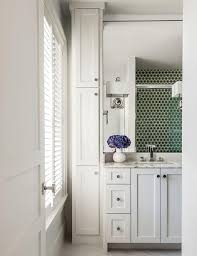 Floor To Ceiling Bathroom Cabinets Design Ideas - Floor to ceiling bathroom vanity