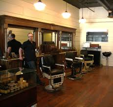 traditional barbershop opens across from courthouse in downtown