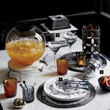 a devilish halloween tablescape cb2 idea central