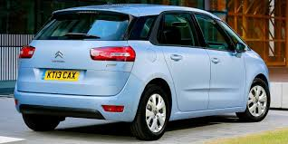 citroen c4 picasso trunk citroën c4 picasso review confused com