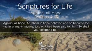 scriptures for against all