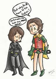 batman robin inamkur deviantart
