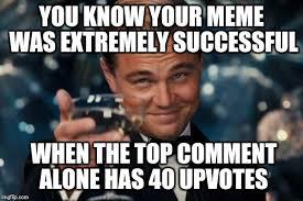 Know Your Memes - leonardo dicaprio cheers meme imgflip