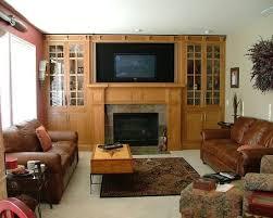 Best Entertainment Center Images On Pinterest Fireplace - Family room entertainment center ideas