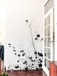 amazing simple wall painting designs for living room creative