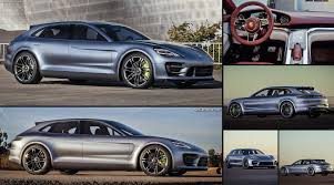 Porsche Panamera Sport - porsche panamera sport turismo concept 2012 pictures