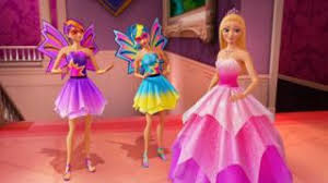 barbie princess power movie review