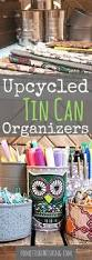 Upcycle Crafts - 19 unbelievable ways to upcycle a tin can crazy houses upcycle