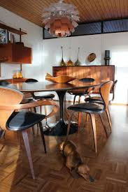 mid century modern dining table set 7 inspirational mid century modern dining room sets