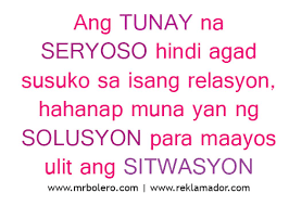 wedding quotes tagalog best tagalog quotes relasyon problem quotes anything tags