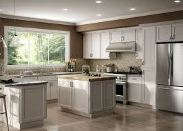 best deal kitchen cabinets all wood rta 10x10 luxor white shaker classic kitchen cabinets with finger grip