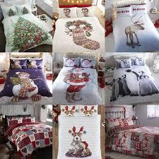 christmas duvet cover sets sweetgalas