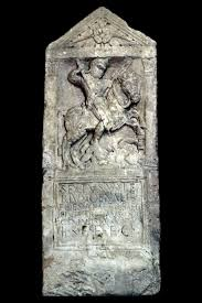 pictures of tombstones teaching history with 100 objects tombstone of a cavalryman