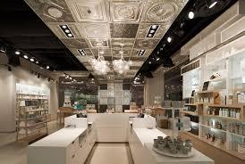 home interior shopping interior design for cosmetic shop6 amazing ceiling interior