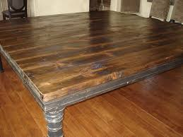 Oversized Coffee Tables by Oversized Coffee Table Customize Your Furniture To Your Ro U2026 Flickr