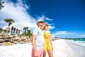beach weddings at hotel siesta key florida