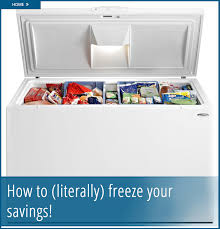 home depot small chest freezer on black friday how a deep freezer can help you save cash the krazy coupon lady