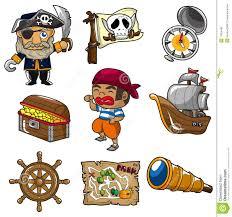 cartoon pirate icon royalty free stock image image 17864456