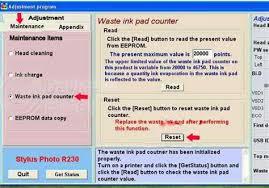 adjustment program epson l200 reset printer download collection of adjustment program epson r230 reset printer download