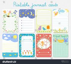 baby shower invitation vector set journal stock vector 587769146