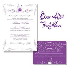 free wedding samples invitations templates