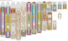 carnival cruise ship floor plans carnival sunshine deck 7 deck plan tour