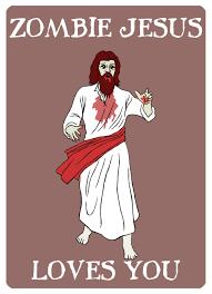 Zombie Jesus Meme - happy zombie jesus day hilarious memes and humor