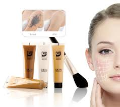 rio skin camouflage make up concealer for tattoo scar u0026 birthmark