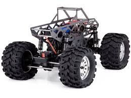 redcat racing ground pounder 1 10 scale brushed monster truck rc