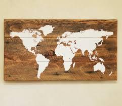 wood world wood world map s push pin travel map reclaimed wood wall