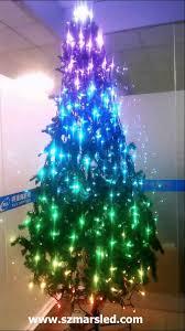 rgb led pixel decoration christmas tree youtube
