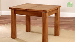 rustic oak small 4 6 seater extending dining table coffee table rustic oak small 4 6 seater extending dining table coffee table book youtube