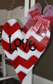Valentine S Day Front Door Decor 152 best for the door valentines images on pinterest valentine
