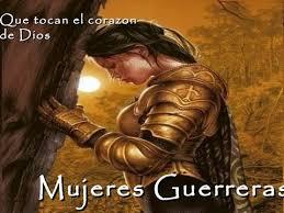 imagenes de guerreras espirituales la mujer guerrera cristiana youtube