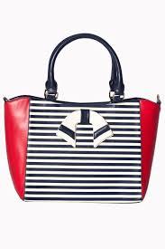 nautical bag banned vintage nautical bag striped poisonkandyklothing