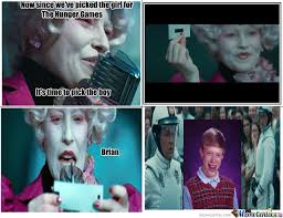 Hunger Games Memes Funny - the hunger games by s0ulst33lr meme center